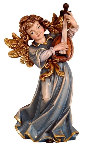 Perlach Angel with Mandolin