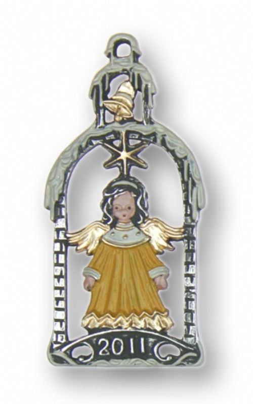 2011 Rauschgold Angel Ornament