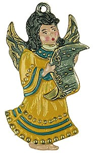 Angel with Music
