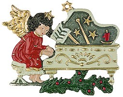 Angels Playing the Piano