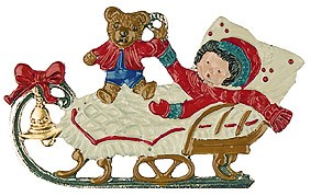 Child with Sleigh