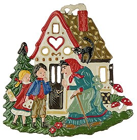 Hansel and Gretel Cottage