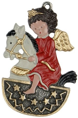 Angel with Hobby Horse