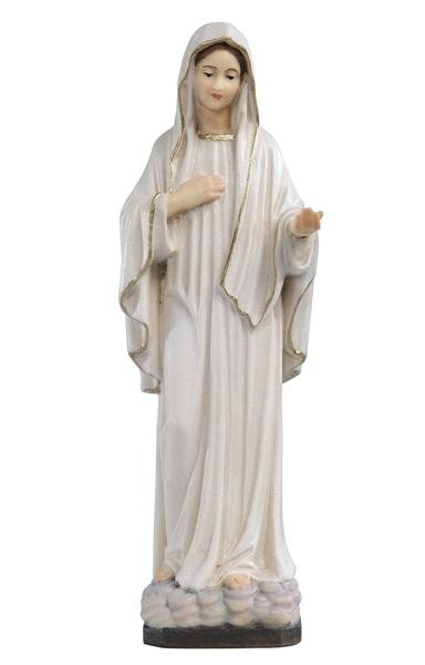Our Lady of Earth Wooden Figurine