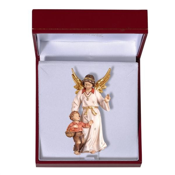 Guardian Angel and Boy in Gift Case