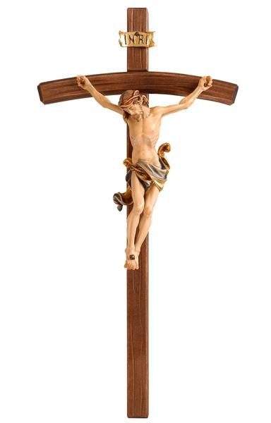 Corpus Leonardo on Bowed Cross