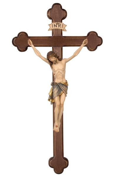 Corpus Siena on Baroque Cross