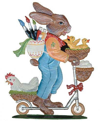 Scooter Bunny
