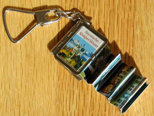 Buechlein Swivel Keychain Germany Keychains