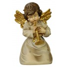 Bell Angel with Trumpet