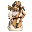 Bell Angel with Double Bass