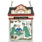Surgeon Wall Ornament