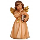 Standing Bell Angel with Book