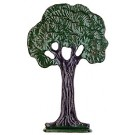 Tree Pewter Figurine