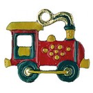 Train Pewter Charm