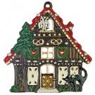Witches House Ornament