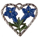 Small Heart Gentian