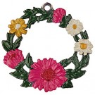 Aster Wreath