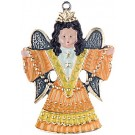 Golden Angel Ornament