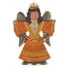 Golden Angel Figurine