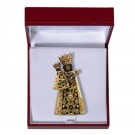 Virgin of Altötting in Gift Case