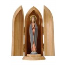 PEMA Our Lady of Fatima modern style in Nische