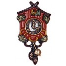 Cuckoo Clock Magnet - Available in small and large