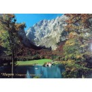 Koenigsee Lake Bavaria Germany Poster Laminated