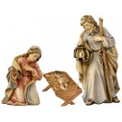 Rainell Holy Family with Simple Manger