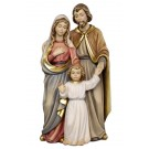 Holy Family with Jesus as Child Figurine