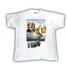 Bavarian T-shirts, Large White, Hofbraeuhaus
