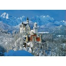 Neuschwanstein Winter Bavaria Castle
