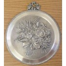 Pewter Anniversary Plate