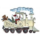 Santa's Locomotive