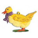 Schweizer Large Duck Ornament