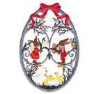 Schweizer Large Easter Egg Ornament