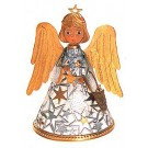 Standing Filigree Angel with Star