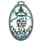 Framed Maypole Ornament