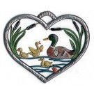 Heart with Ducks