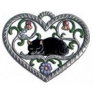 Cat in Heart