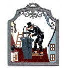 The Chimneysweep Pewter Ornament
