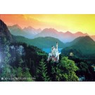 Neuschwanstein Sunset Bavaria Castle