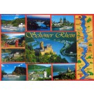 Rhine River Germany Poster Laminate