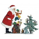 Schweizer Playful Santa