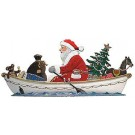 Schweizer Rowing Santa