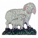 Sheep and Lamb - Standing