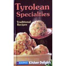 Tyrolean Specialities Cookbook