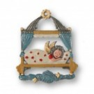 Angel in Four Poster Bed