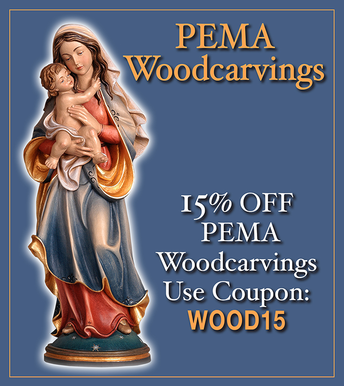 Woodcarving and Nativity sale...