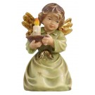 Bell Angel Candle Carrier